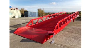 Applying criteria to developed design - Thorworld progresses Standard Ramp Solution