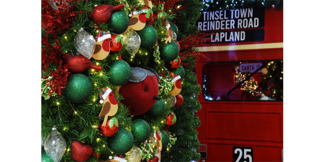 Bridgetime Transport support Festive Productions' Christmas rush