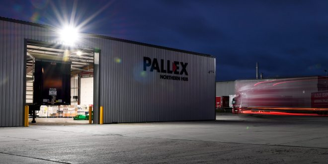 Pall-Ex to support additional growth with new northern hub