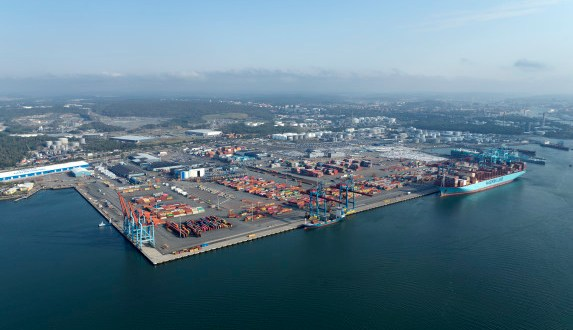 "Port of Gothenburg launches ""Empty Container Initiative"" campaign"