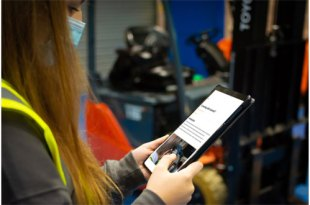 Free eLearning course launched to help reduce Covid-19 risk during lift truck training