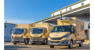 IVECO Eurocargo & Daily provide the perfect ingredients for Kent Frozen Foods