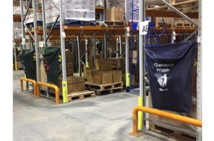 New Waste Management System cleans up at international packaging company Zeus Packaging (UK)