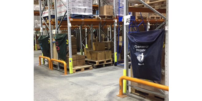 New Waste Management System cleans up at international packaging company