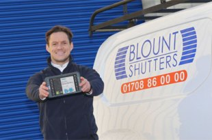 Blount Shutters Raises First Time Fix Rate with BigChange