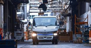 Electrifying Milestone 200+ FUSO eCanter in daily customer operations around the globe