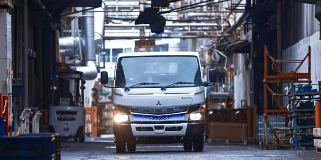 Electrifying Milestone: 200+ FUSO eCanter in daily customer operations around the globe