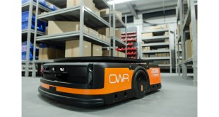 NEW REPORT REVEALS THE UK WAREHOUSING INDUSTRIES READY TO ADOPT WAREHOUSE ROBOTICS