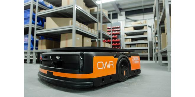 NEW REPORT REVEALS THE UK WAREHOUSING INDUSTRIES READY TO ADOPT WAREHOUSE ROBOTICS