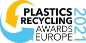 Plastics Recycling Awards Europe 2021 logo