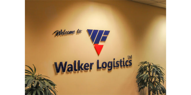 Walker Logistics announce 317 per cent Q4 throughput jump