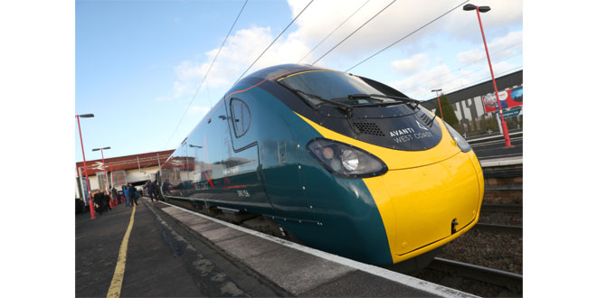 Alstom extends and expands Wincanton contract for three years