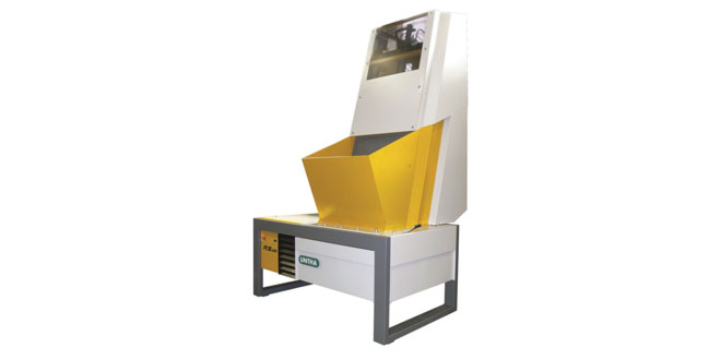 M&K Plastik has invested in an UNTHA RS40 four shaft shredder to transform its recycling operation