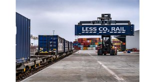PORT OF GRANGEMOUTH NEW 3 MILLION GBP RAIL FACILITY AT SCOTLANDS LARGEST RAIL FREIGHT HUB NOW OPEN