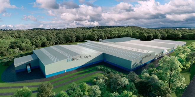 Smurfit Kappa announces 40 million Euro investment in North Wales