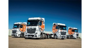 ASL makes a Mercedes-Benz Actros 'tag match' for its leading heat exchanger and pressure vessel