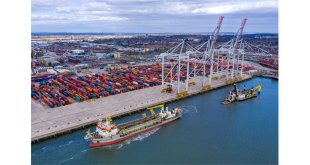 DP WORLD ANNOUNCES 40M GBP INVESTMENT IN SOUTHAMPTON THIS YEAR