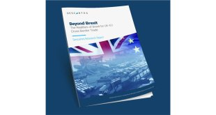 Descartes Report Highlights Impact of Brexit and COVID-19 on Supply Chains
