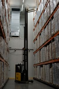 ICE Solution cold store operations
