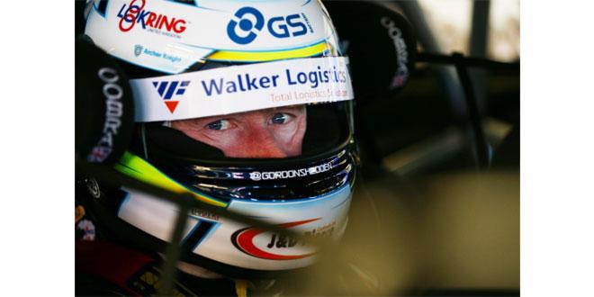 Sponsorship deals put Walker Logistics in the fast lane
