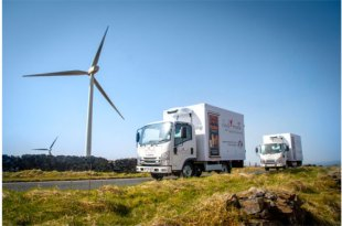 Vantastic! Clayton Park Bakery Invests in New Fleet of Low Carbon Vehicles