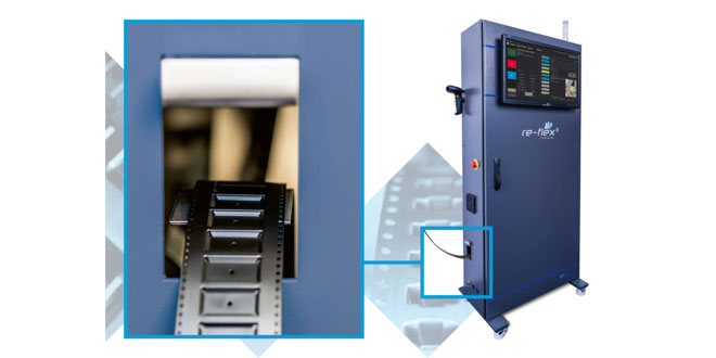 Affordable Pocketed-Tape Former enables Small-Parts Packaging On Demand