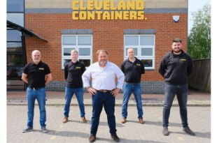 Cleveland Containers promotions stack up after container firm's success