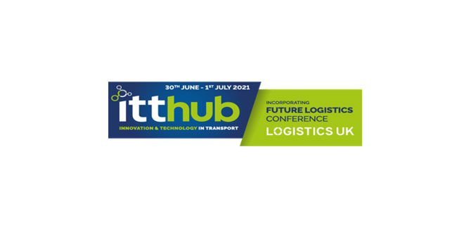 ITT Hub featuring Logistics UK's Future Logistics Conference - One Month To Go