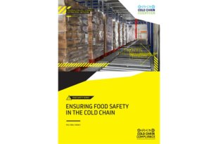 New guide to help businesses manage food safety in the cold chain
