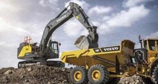 Volvo CE enhances and expands hybrid excavator range
