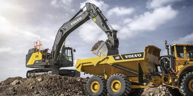 Volvo enhances and expands hybrid excavator range
