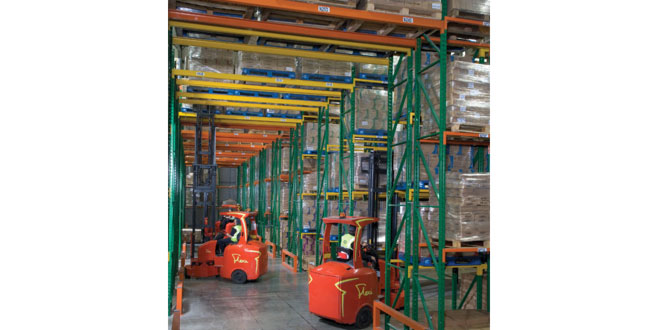 Warehouse extension provides extra capacity for medical supplies distributor Medisave