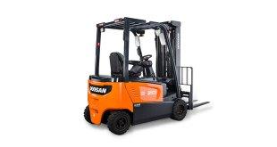 Doosan Industrial Vehicles (DIV) Now Part of Doosan Bobcat