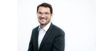Dr Jörn Fontius, new managing director of BEUMER Maschinenfabrik