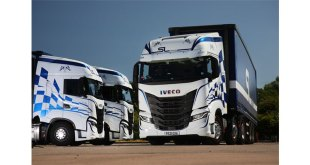 Driver appeal uptime and dealer service trifecta sees Stoke S&L Services take four new IVECO S-WAY