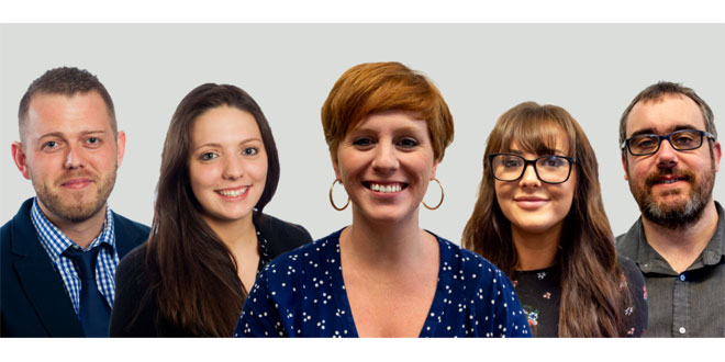 New people and new positions at RTITB