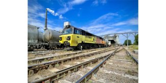 Prototype funded to electrify UK rail freight terminals