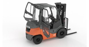 Toyota Material Handling latest hydrostatic range is made for intense operations