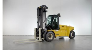 Yale Europe Materials Handling reveals new cab design for high capacity trucks