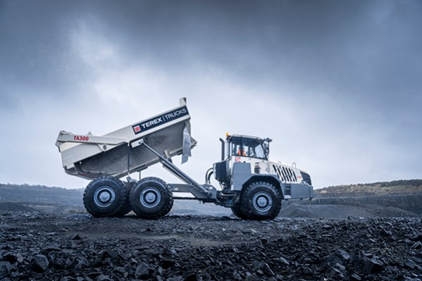 Five reasons why Terex Trucks articulated haulers are a great choice 1