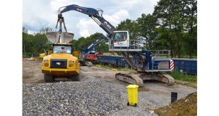 HS2 takes extra 24,000 HGVs off Bucks roads as new rail freight depot opens