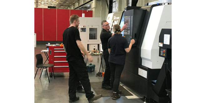 Penny Hydraulics invests in manufacturing and apprentices