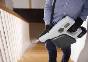 The new easy-HC10 is a handheld sprayer