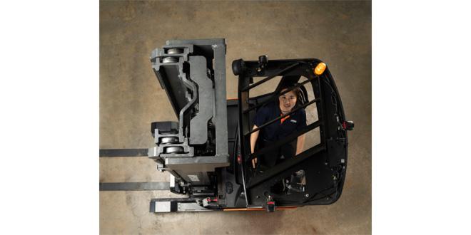 Doosan launches productivity-boosting 9-Series reach trucks