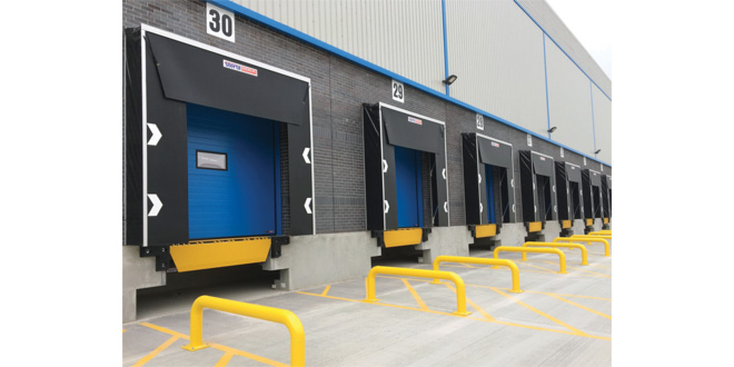Integrated Third Party Logistics relies on Stertil Dock Products to support 24/7 operation