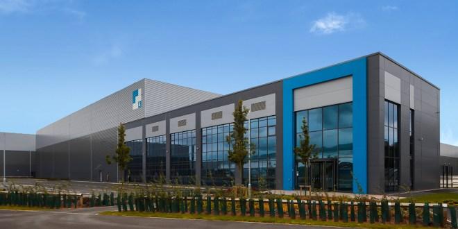 Jungheinrich UK's Warrington Warehouse is open for business