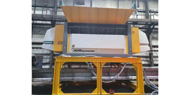 Lancashire Waste invests in 10th UNTHA shredder as demand rockets