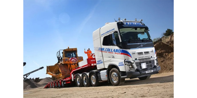 UPTIME AT RECORD LEVELS FOLLOWING SWITCH TO GENUINE VOLVO PARTS