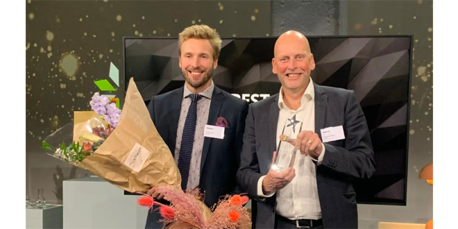 Engcon receives an award as one of Sweden's best managed companies for the third year in a row