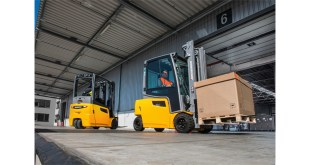 Jungheinrich supports MAT Foundry Group UK's move to Lithium-ion